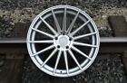 20 RF15 STAGGERED WHEELS FITS LEXUS LS460 20x85 20x10 SILVER RIMS SET 4