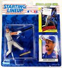 1993 Starting Lineup Juan Gonzalez Rangers MLB Baseball Kenner Action Figure