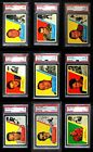 1963-64 Topps Hockey Cards 11