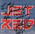 Jet Red: Jet Red w/ Willie Hines Autographed Signed Artwork MUSIC AUDIO CD Rock