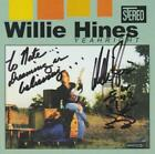 Willie Hines Yeahright w/ Autographed Signed Artwork MUSIC AUDIO CD Jet Red Rock
