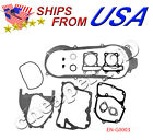 Short Case GY6 150cc for Scooter Moped ATV Go Kart engine Gasket Set