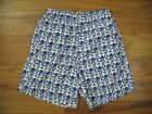 Boys ROBERTA ROLLER RABBIT Monkey Pattern Swim Trunks sz M