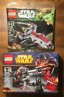 LEGO Star wars LOT Death Star Troopers 75034  Republic Frigate 30242 BRAND NEW