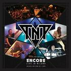 Tnt-Encore Live In Milano Cd+Dvd CD NEW
