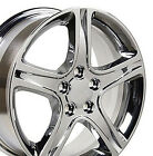 17 Chrome Wheels Fits Lexus RX ES IS300 GS300 Toyota Rav 4 Avalon Camry Matrix