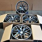 22 Wheels Fit Mercedes Benz GL550 R350 ML350 ML500 ML550 22x10 5x112 Rims Set 4