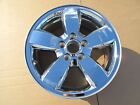 17 NEW FORD ESCAPE 2008 2012 FACTORY SPEC CHROME CLAD ONE WHEEL RIM 3680