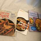 Lot of 3 Weight Watchers Companion paperbacks Complete Food  Dining Out Points