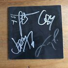 Papa Roach - Crooked Teeth Signed  CD Autographed