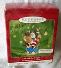 #4421 NIB Hallmark 2001 Kris and the Kringles #1 Features Sound Battery Operated