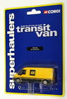 Corgi 1 64 Scale Diecast TY81703 Ford Transit AA Van Yellow