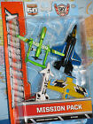 MATCHBOX MISSION PACK SKYBUSTERS LOCKHEED MARTIN F 35B TWIN BLAST DRONE 4 PACK