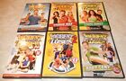 Lot of 6 Biggest Loser The Workout DVD 1  2 Boot Camp Cardio Yoga Power Sculpt