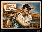 1954 Topps Scoops Trading Cards 2