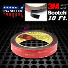 Genuine 3M VHB 5952 Double Sided Mounting Foam Tape Automotive Car 2 x 10FT