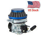 49cc 80cc 2 stroke Pull Start Engine Motor Mini Pocket PIT Quad Dirt Bike ATV US