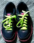 NIke Revolution 2 Womens 9 M Training Running Shoes Sneakers OBSIDIAN PINK VOLT