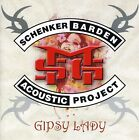 Michael Schenker & Gary Barden Acoustic Project - Gipsy Lady [New CD] 180 Gram