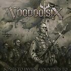 Voodoo Six - Songs To Invade Countries To [New CD] Australia - Import