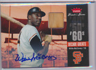 WILLIE MCCOVEY 2006 FLEER GREATS OF THE GAME DECADE GREATS AUTO BAT 01 30