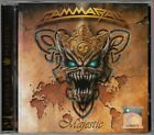 GAMMA RAY Majestic 2005 MALAYSIA EDITION CD RARE NEW SEALED FREE SHIPMENT