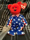 Liberty Beanie baby 2001patriotic excellent condition