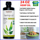 Hemp Oil-Cannabis Sativa Oil 100% Pure No Fillers or Additives 1 Pack 24oz NEW
