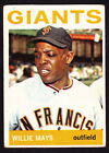 Happy Birthday to The Say Hey Kid! Top 10 Willie Mays Baseball Cards 28