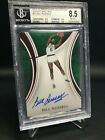 2015-16 Immaculate Collection BILL RUSSELL Signatures Red Auto #20 25 BGS 8.5