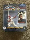 Alex Rodriguez 2001 Texas Rangers Starting Lineup 2 Extended Series Figure