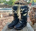 Mens Alpinestars Tech 3 Motocross Boots Size 10 Lightly Used VGC