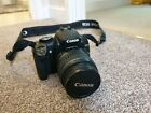 Canon EOS 400D DSLR camera. Complete with lowepro bag and original accessories