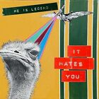 It Hates You by He Is Legend (CD, Feb-2015, Tragic Hero Records)