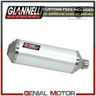 Exhaust Muffler Giannelli Alum Ipersport + Cat Derbi GPR 125 4T 4V 2010