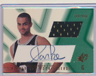 Tony Parker Cards, Rookie Cards and Autographed Memorabilia Guide 33