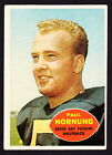 1960 Topps Football Cards 14