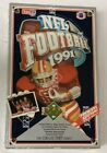 1991 Upper Deck Premiere Low Series 1 Football Hobby Box Factory Sealed 36 Pack