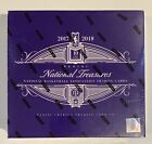 2017-18 National Treasures NT Basketball Sealed Hobby Box - Tatum, Mitchell RPA?