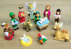 VTG House of Lloyd CHILDS 1st NATIVITY SET 14PC Christmas Holy Family PVC Toys