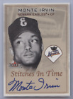 Monte Irvin Cards, Rookie Card and Autographed Memorabilia Guide 19