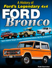 Ford Bronco History 1966 1996 Year by Year Details of Changes Illustrated Color
