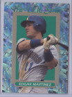 Ed to the Hall! Top 10 Edgar Martinez Baseball Cards 30