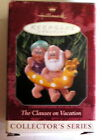 Hallmark ornament The Clauses on Vacation at the Beach 2nd Series 1998