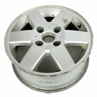 2005 06 Suzuki Reno Single 15 x 6 Aluminum Alloy 4 Lug 6 Spoke Rim 4321085Z20