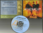 ATHENAEUM What I didn't know ULTRA RARE 1998 PROMO Radio DJ CD Single USA MINT