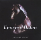 CONCORD DAWN-CHAOS BY DESIGN (ASIA) CD NEW