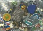 Misc 100 Lapel Hat Pins All Kinds 513