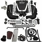 Edelbrock 15450 E-force Universal Supercharger Kit Gen Iii Ls1 Engine Cathedral