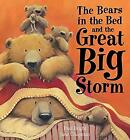 The Bears in the Bed and the Great Big Storm (Book & CD), Bright, Paul, Used; Ac